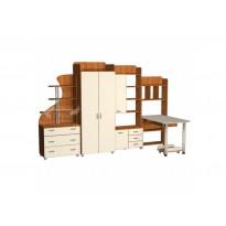 Детская  Престиж Д-17(2)  Тиса мебель