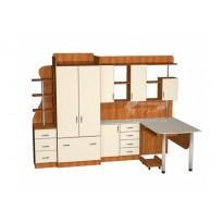 Дитяча Престиж Д-15 (3) Тиса меблі (з шафка и ящиками)