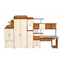 Дитяча Престиж Д-20 (1) Тиса меблі (дитячий комплект меблів)