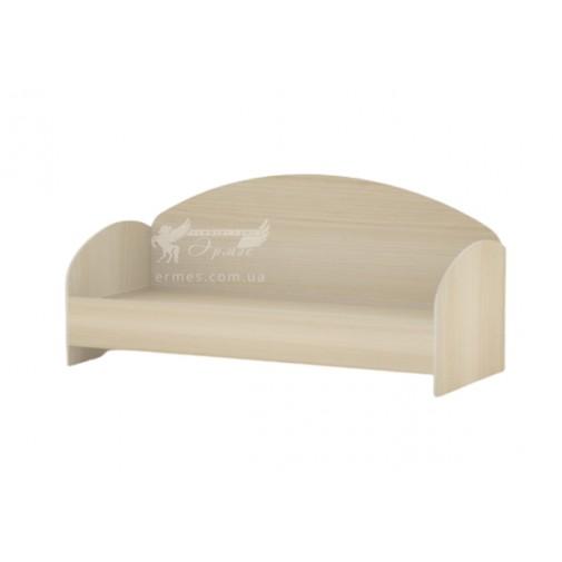 """Ліжко """"КР-1"""" Тиса меблі (з бортиками)"""