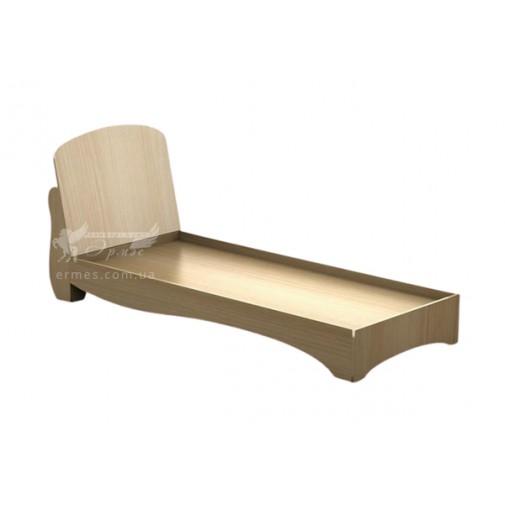 """Кровать """"КР-4"""" Тиса мебель (с высоким подголовником)"""