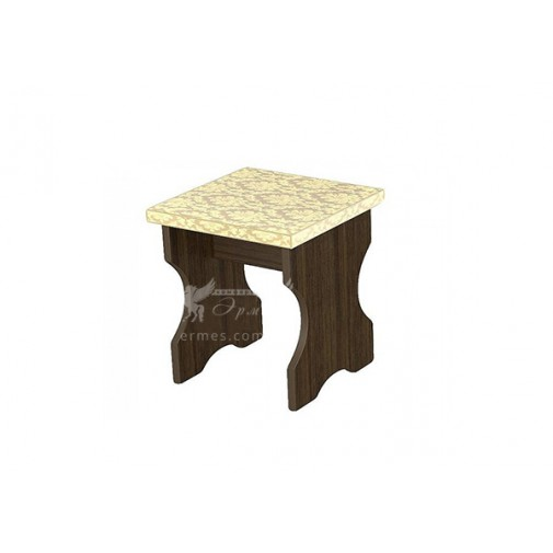 Табурет 2/2 Тиса мебель (небольшой кухонный)