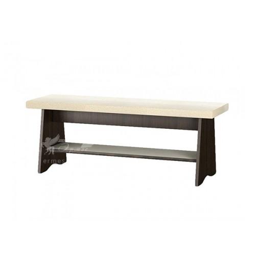 Скамья - 1 Тиса мебель (длинная, мягкая)