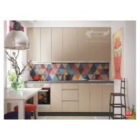 "Кухня ""Alta"" комплект №4 Vip-master (с глянцевыми фасадами)"