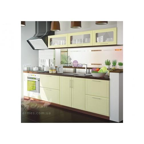"""Кухня """"MaXima"""" комплект №3 Vip-master (прямая в современном дизайне)"""