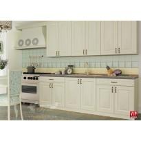 "Кухня ""Amore Classik"" комплект №3 Vip-master (белый кухонный гарнитур)"
