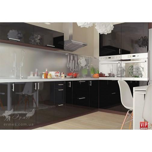 """Кухня """"МоДа"""" комплект №1 Vip-master (угловая, с глянцевыми фасадами)"""