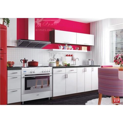 """Кухня """"МоДа"""" комплект №3 Vip-master (прямая с гладкими фасадами)"""