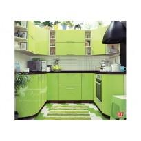 """Кухня """"МоДа"""" комплект №2 Vip-master (п-образная для небольшой кухни)"""