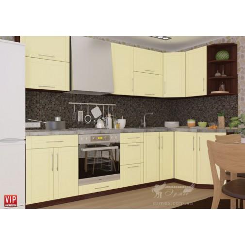 """Кухня """"MaXima"""" комплект №2 Vip-master (угловая современная кухня)"""