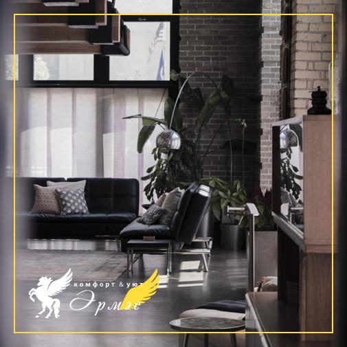 Контрастные сочетания в мебельных изделиях – шик и уникальность