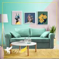 5 главных цветов мебели и интерьера 2020 года