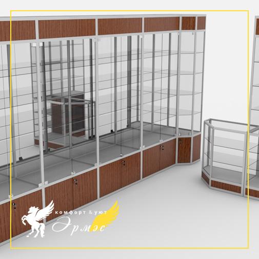 Эрмэс: Торговое, офисное, выставочное оборудование на заказ