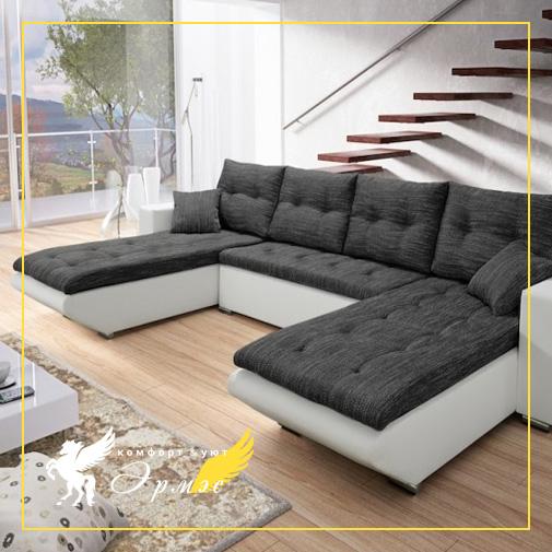 Какой диван поставить в гостиную?