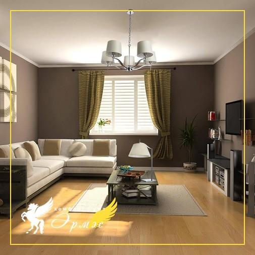 Основные принципы расстановки мебели