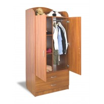 Детский шкаф ШДУ-1 Тиса мебель