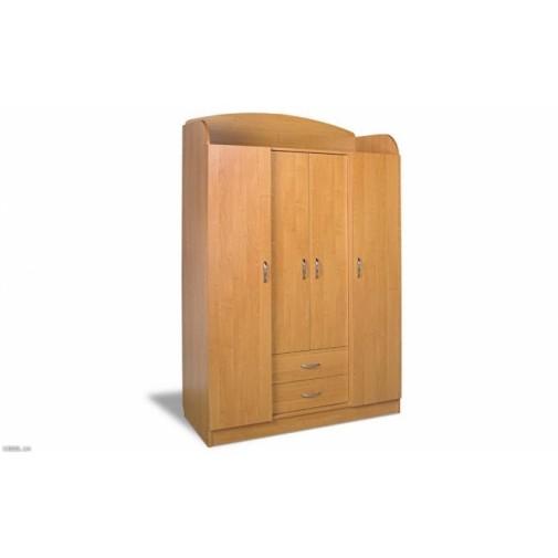 Детский шкаф ШДУ-2 Тиса мебель