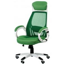 Кресло руководителя Briz green/white E0871 Special4You