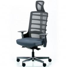 Кресло руководителя Spinelly slategrey/black E5470 Special4You