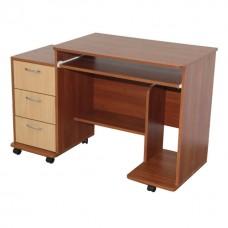 """Компьютерный стол """"Арес"""" Ника мебель"""