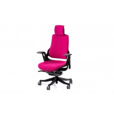 Кресло руководителя Wau magеnta fabric Е0734 Special4You