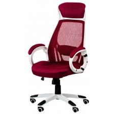 Кресло руководителя Briz red/white E0901 Special4You