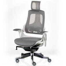 Кресло руководителя WAU SNOWY NETWORK WHITE E5302 Special4You