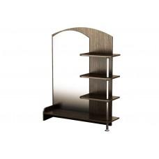 Зеркало с полками Тиса мебель
