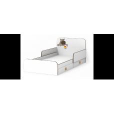 Кровать с бортиком Joy MatroLuxe