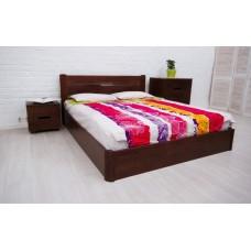 """Кровать деревянная """"Айрис"""" с подъемным механизмом Олимп"""