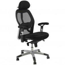 Офисное кресло Office4you GAIOLA, black chrome 39493 Spesial4You