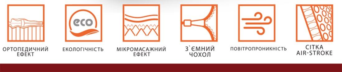 матрас Granat преимущества