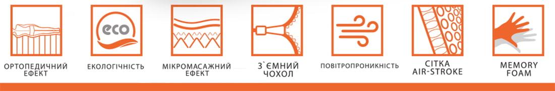 матрас Orange преимущества