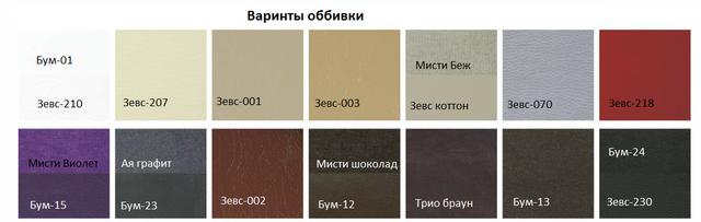 варианты ткани